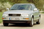 Car specs and fuel consumption for Audi Coupe (8B, 89)