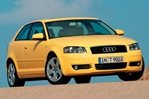 Car specs and fuel consumption for Audi A3 (8P)