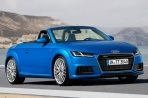 Car specs and fuel consumption for Audi TT (8S)-Roadster