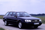 Car specs and fuel consumption for Audi A6 (C4, 4A)- Avant