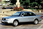 Car specs and fuel consumption for Audi A6 (C4, 4A)