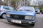 Car specs and fuel consumption for Audi 100 43