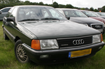 Car specs and fuel consumption for Audi 100 44