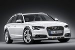 Car specs and fuel consumption for Audi A6 Allroad
