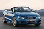 Car specs and fuel consumption for Audi S5 Cabriolet