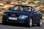 Car specs and fuel consumption for Audi A4 Cabriolet