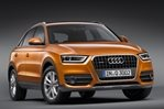 Car specs and fuel consumption for Audi Q3 Q3