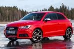 Car specs and fuel consumption for Audi S1 S1