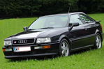 Car specs and fuel consumption for Audi S2 coupe S2 coupe
