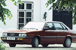 Car specs and fuel consumption for Audi 90 Series (81, 85)