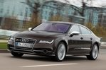 Car specs and fuel consumption for Audi S7 Sportback