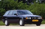 Car specs and fuel consumption for BMW 5- series E34- Touring
