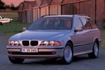 Car specs and fuel consumption for BMW 5- series E39- Touring