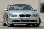 Car specs and fuel consumption for BMW 5- series E60
