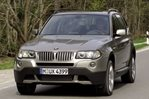 Car specs and fuel consumption for BMW X3 E83