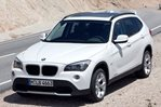 Car specs and fuel consumption for BMW X1 E84