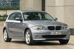 Car specs and fuel consumption for BMW 1- series E87