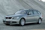 Car specs and fuel consumption for BMW 3- series E91