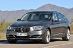 Car specs and fuel consumption for BMW 5- series F07