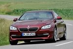 Car specs and fuel consumption for BMW 6- series F12