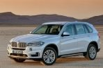 Car specs and fuel consumption for BMW X5 F15