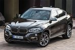 Car specs and fuel consumption for BMW X6 F16