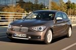 Car specs and fuel consumption for BMW 1- series F21