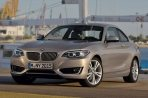 Car specs and fuel consumption for BMW 2- series F22