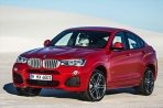 Car specs and fuel consumption for BMW X4 F26
