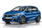 Car specs and fuel consumption for BMW 2- series F45