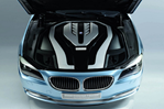 Car specs and fuel consumption for BMW 7- Series Hybrid Hybrid