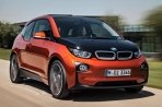 Car specs and fuel consumption for BMW i3 I01