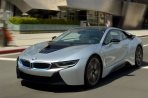 Car specs and fuel consumption for BMW i8 I12