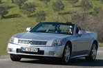 Car specs and fuel consumption for Cadillac XLR XLR