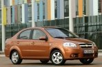 Car specs and fuel consumption for Chevrolet Aveo Aveo
