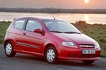 Car specs and fuel consumption for Chevrolet Kalos Kalos