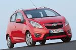 Car specs and fuel consumption for Chevrolet Spark Spark
