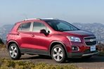 Car specs and fuel consumption for Chevrolet Trax Trax