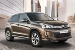 Car specs and fuel consumption for Citroen C4 Aircross