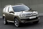 Car specs and fuel consumption for Citroen C-Crosser C-Crosser