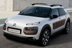 Car specs and fuel consumption for Citroen C4 C4 Cactus