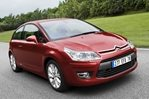 Car specs and fuel consumption for Citroen C4 Coupe