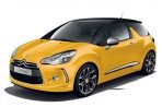 Car specs and fuel consumption for Citroen DS3 DS3