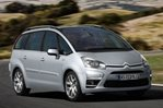 Car specs and fuel consumption for Citroen C4 Grand Picasso