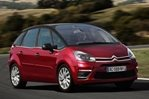 Car specs and fuel consumption for Citroen C4 Picasso, 1- series