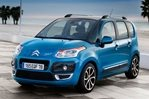 Car specs and fuel consumption for Citroen C3 Picasso