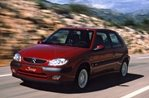 Car specs and fuel consumption for Citroen Saxo Saxo