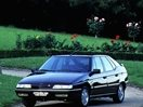 Car specs and fuel consumption for Citroen XM hatchback