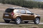 Car specs and fuel consumption for Dacia Duster Duster