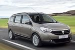 Car specs and fuel consumption for Dacia Lodgy Lodgy